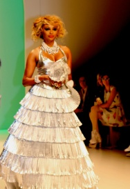 Fashion week wed. sept. 10, 2014 betsey johnson 103XXX