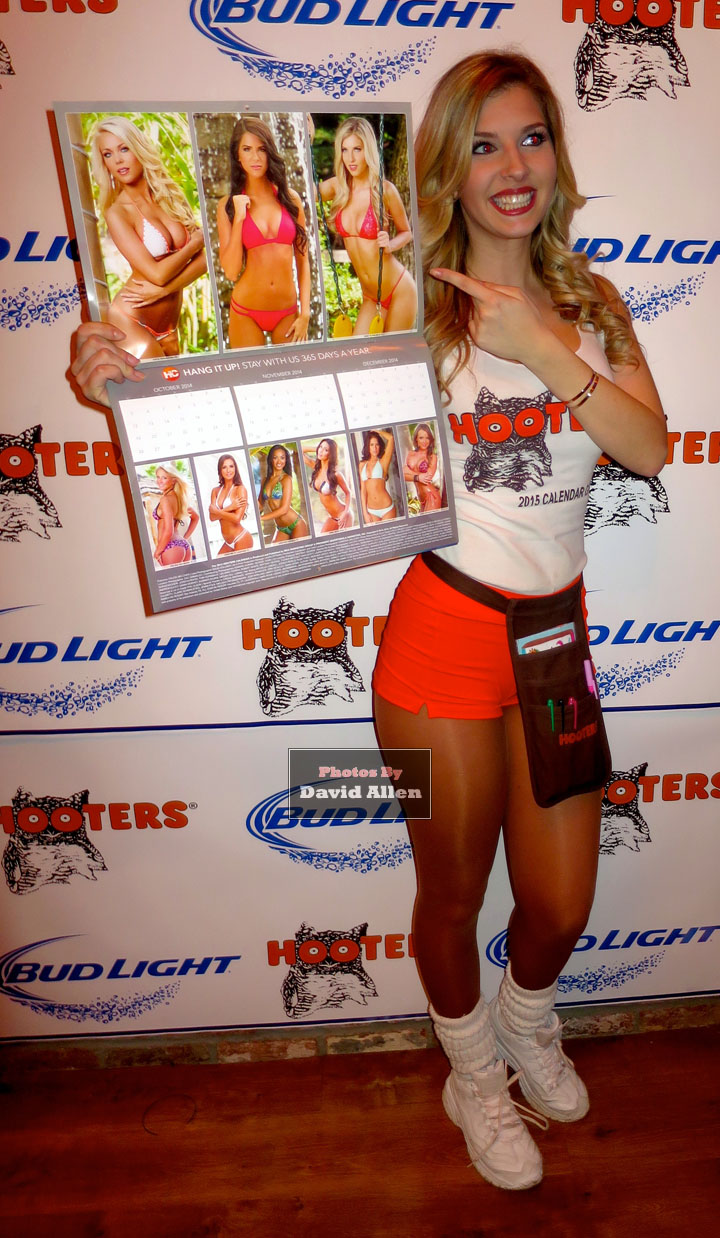 Hooters Calendar May : Hooters relocates thegarden hooterscalendar