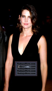 CABIE SMULDERS at screening of ''Avengers:Age of Ultron'' at AVA Theatre w.23st 4-28-2015 John Barrett/Globe Photos 2015