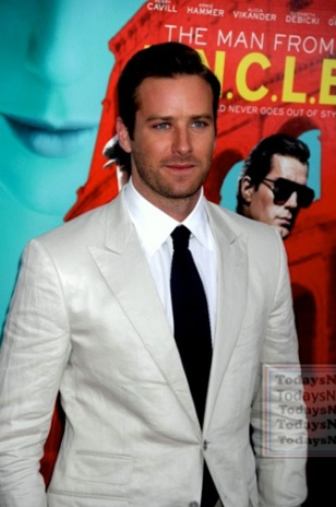 Premiere of ''The Man from U.N.C.L.E'' at Ziegfeld Theatre