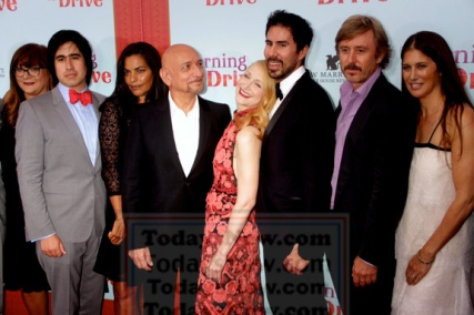NY Premiere of ''Learning to Drive'' at Paris Theatre 4 W.58st