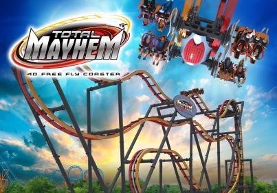 SFGD Total Mayhem Key Art