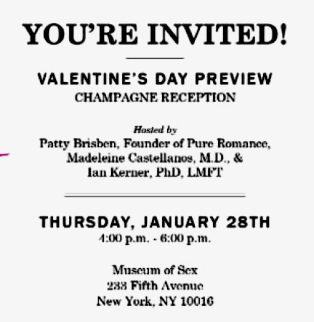 Pure Romance Valentine S Day Preview Pureromance Mosex