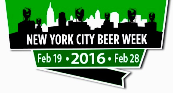 NYC BEER WEEK 2016