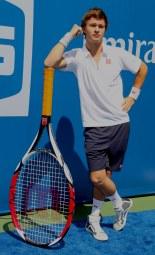 ANSEL ELGORT at Arthur Ashe Kid's Day at Tennis US Open in Flushing Meadow 8-27-2016 John Barrett/Globe Photos 2016