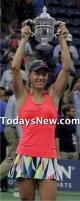 ANGELIQUE KERBER, at Tennis US Open Day 13 at Flushing Meadow Park,Queens 9-10-2016 John Barrett/Globe Photos 2016
