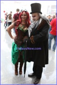 NY ComicCon at Javits Center West 34Street