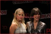 Day 2 NY Comic Con at Javits Center