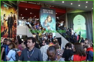 JAVITS CENTER at NY Comic Con at Javits Center 10-7-2016 Photos by John Barrett/Globe Photos 2016
