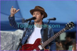 Niall Horan performing on NBC ''Today''Show at Rockefeller Plaza