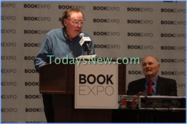 Day 2 at BookExpo at Javits Center