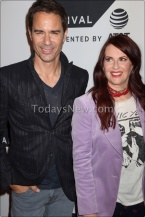 ''Will and Grace'' celebration and converstion with cast and creators at Tribeca TV Festival at Cinepollis Chelsea W.23St