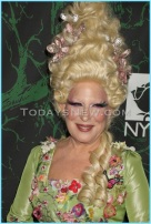 Bette Midler's Hulaween Bash at Cathedral of Saint John the Divine on Amsterdam Ave