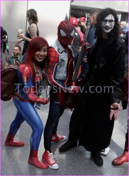 NY Comic Con at Javit Center