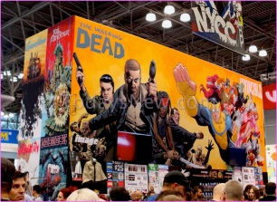 NY Comic Con at Javit Center