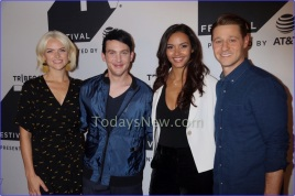 Special sneak peek of ''Gotham''at Tribeca TV Festival at Cinepollis Chelsea w.23st